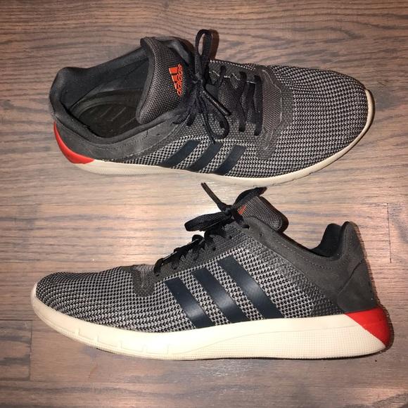 adidas Running Climacool Fresh 2.0 Shoe Vista Grey